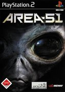 Cover zu Area 51 - PlayStation 2