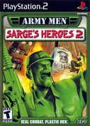 Cover zu Army Men: Sarge's Heroes 2 - PlayStation 2