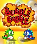 Cover zu Bubble Bobble - Handy