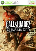 Cover zu Call of Juarez: Gunslinger - Xbox Live Arcade