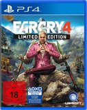 Cover zu Far Cry 4 - PlayStation 4