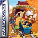 Cover zu Feivel der Mauswanderer - Der verborgene Schatz - Game Boy Advance
