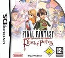 Cover zu Final Fantasy Crystal Chronicles: Ring of Fates - Nintendo DS