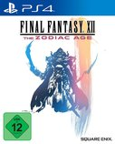 Cover zu Final Fantasy 12: The Zodiac Age - PlayStation 4