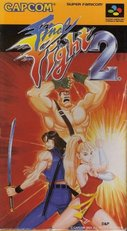 Cover zu Final Fight 2 - SNES