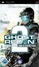 Cover zu Ghost Recon Advanced Warfighter 2 - PSP