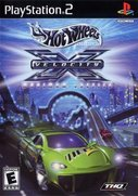 Cover zu Hot Wheels Velocity X - PlayStation 2