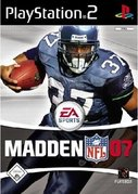 Cover zu Madden NFL 07 - PlayStation 2