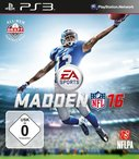 Cover zu Madden NFL 16 - PlayStation 3