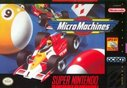 Cover zu Micro Machines - SNES