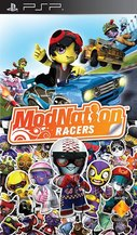 Cover zu ModNation Racers - PSP