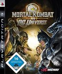 Cover zu Mortal Kombat vs. DC Universe - PlayStation 3