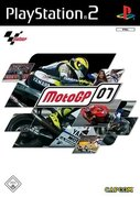 Cover zu MotoGP '07 - PlayStation 2