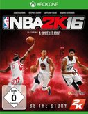 Cover zu NBA 2K16 - Xbox One