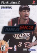 Cover zu NBA 2K3 - PlayStation 2