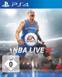 Cover zu NBA Live 16 - PlayStation 4