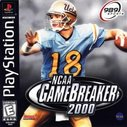 Cover zu NCAA GameBreaker 2000 - PlayStation