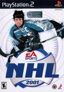 Cover zu NHL 2001 - PlayStation 2
