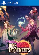Cover zu Nine Parchments - PlayStation 4