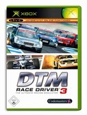 Cover zu DTM Race Driver 3 - Xbox