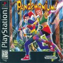 Cover zu Pandemonium - PlayStation