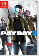 Cover zu PayDay 2: CrimeWave Edition - Nintendo Switch