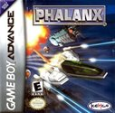 Cover zu Phalanx - Game Boy Advance