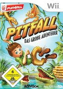 Cover zu Pitfall: The Big Adventure - Wii