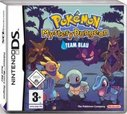Cover zu Pokémon Mystery Dungeon: Team Blau - Nintendo DS