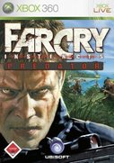 Cover zu Far Cry Instincts: Predator - Xbox 360