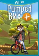 Cover zu Pumped BMX + - Wii U