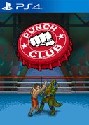 Cover zu Punch Club - PlayStation 4