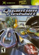 Cover zu Quantum Redshift - Xbox