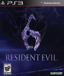 Cover zu Resident Evil 6 - PlayStation 3