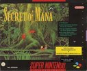 Cover zu Secret of Mana - SNES