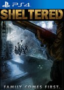Cover zu Sheltered - PlayStation 4