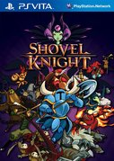 Cover zu Shovel Knight - PS Vita