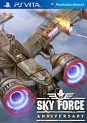 Cover zu Sky Force Anniversary - PS Vita