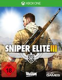 Cover zu Sniper Elite 3 - Xbox One