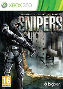 Cover zu Snipers - Invisible, Silent, Deadly - Xbox 360