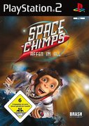 Cover zu Space Chimps - PlayStation 2