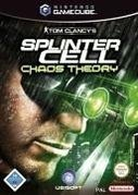 Cover zu Splinter Cell: Chaos Theory - GameCube
