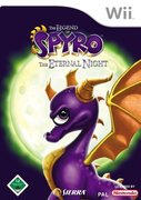 Cover zu The Legend of Spyro: The Eternal Night - Wii