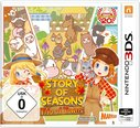 Cover zu Story of Seasons: Trio of Towns - Nintendo 3DS
