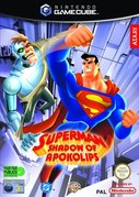 Cover zu Superman: Shadow of Apokolips - GameCube