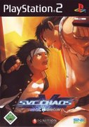 Cover zu SNK vs. Capcom: SVC Chaos - PlayStation 2