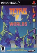 Cover zu Tetris Worlds - PlayStation 2
