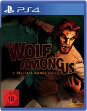 Cover zu The Wolf Among Us: Season 1 - PlayStation 4