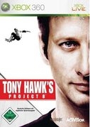 Cover zu Tony Hawk's Project 8 - Xbox 360