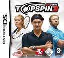Cover zu Top Spin 3 - Nintendo DS